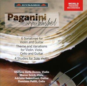 Paganini unveröffentlicht