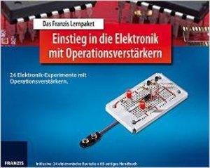 Lernpaket Einstieg in die Elektronik mit Operationsverstärker: 2