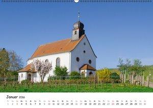 Naturschauplätze der Südpfalz (Wandkalender 2016 DIN A2 quer)