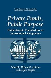 Private Funds, Public Purpose