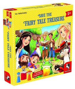 Save The Treasure Of Fairy Tales