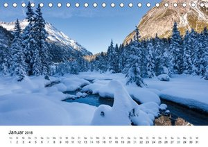 Schweizer Bergseen 2018 (Tischkalender 2018 DIN A5 quer)