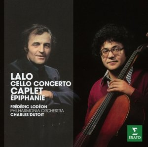 Cello Concerto & Caplet:Epiphanie Für Cello&Orc