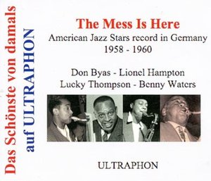 The Mess Is Here-Ameriacn Jazz Stars Record In G