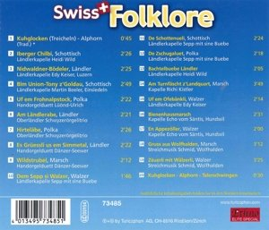 Swiss Folklore