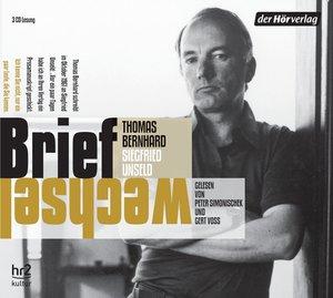 Der Briefwechsel. 3 CDs