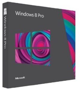 Windows 8 Pro - Upgrade 32/64 Bit