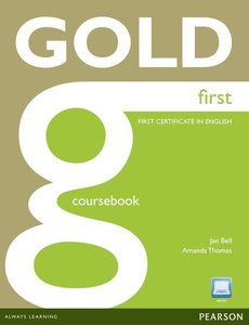 Gold First Coursebook (with Active Book CD-ROM)