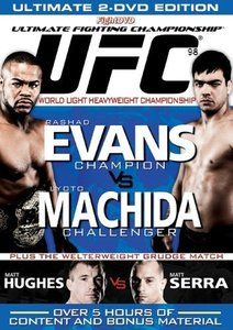 UFC 98-Evans vs Machida