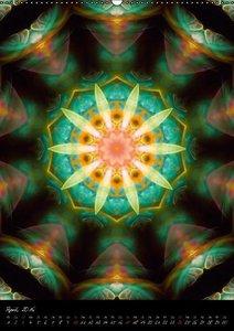 Mandala - Esoterik & Meditation / CH-Version (Wandkalender 2016