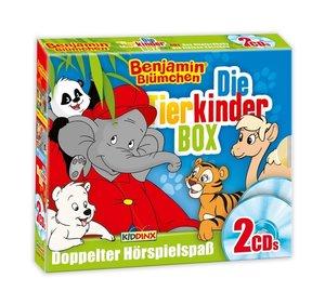 Benjamin Blümchen. Tierkinder-Box