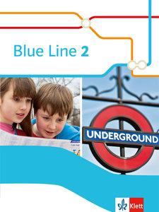 Blue Line 02 Schülerbuch