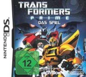 Transformers Prime - Das Spiel
