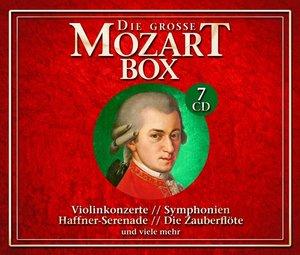 Die Große Mozart Box