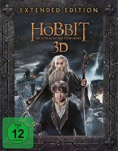 Der Hobbit 3 - Die Schlacht der fünf Heere 3D (Extended Edition)