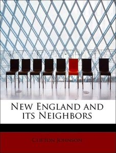 New England and its Neighbors