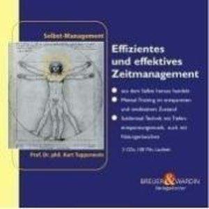 Effizientes und effektives Zeitmanagement. 2 CDs