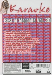 Best Of Megahits Vol.30-Karaoke DVD