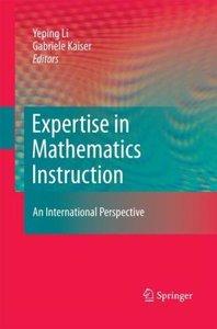 Expertise in Mathematics Instruction