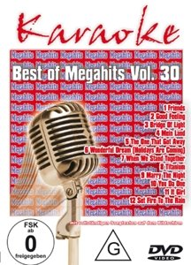 Best Of Megahits Vol.30-Karaoke DVD