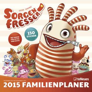 Sorgenfresser 2015 Familienplaner