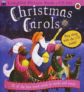 Ladybird Christmas Songs. Buch und CD