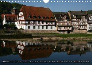 Rotenburg an der Fulda (Wandkalender 2017 DIN A4 quer)