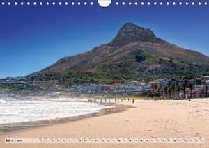 Cape Town - The Mother City (Wall Calendar 2015 DIN A4 Landscape
