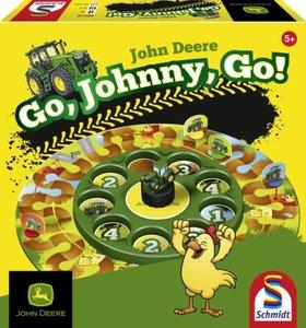 Schmidt Spiele 40516 - John Deere: Go, Johnny, Go!