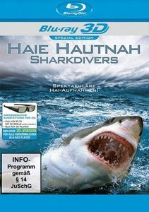 Shark Divers (2 Folgen) (Blu-ray 3D)