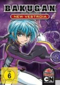 Bakugan - New Vestroia