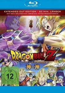 Dragonball Z-The Movie: Kampf der Götter BD