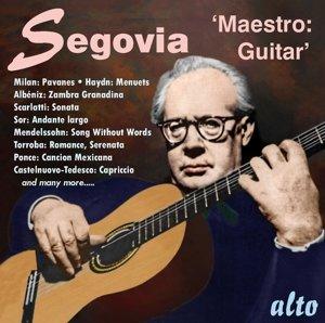 Segovia Maestro Guitar