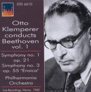 Otto Klemperer Dirigiert Beethoven