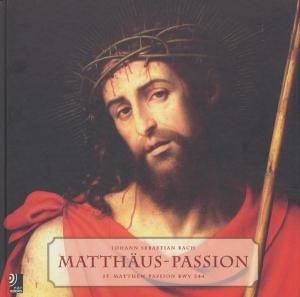 Matthäus - Passion Buch & 4 CDs