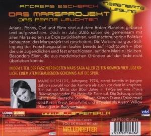 Das Marsprojekt 1-Das ferne Le