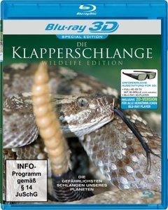 Die Klapperschlange (3D-Special Edition)