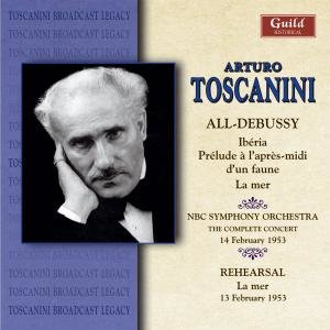 All Debussy/Toscanini