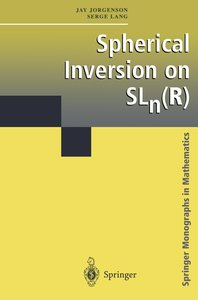 Spherical Inversion on SLn(R)