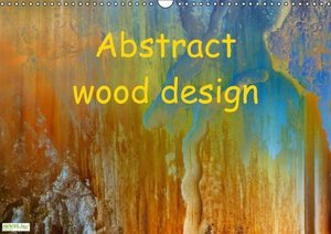 Hampe, G: Abstract Wood Design / UK-Version