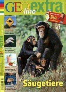 GEOlino extra Säugetiere inkl. DVD