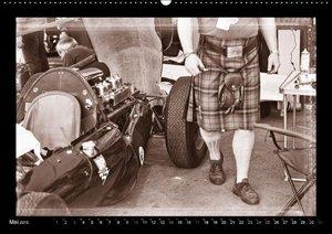 Bau, S: Grand Prix historique de Monaco (Wandkalender 2015 D