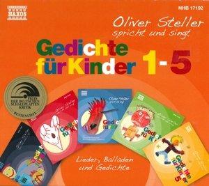 Gedichte für Kinder 1-5