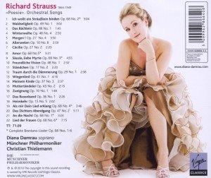 Poesie: Strauss-Orchesterlieder