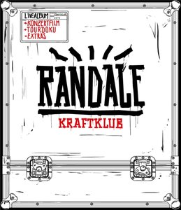RANDALE (LIVE Limited SPECIAL EDT BR + 2 CD)