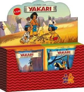 Yakari 37-40. Verkaufskassette