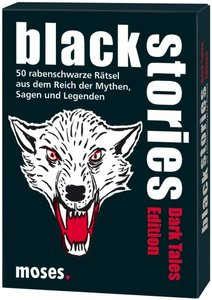 black stories Dark Tales Edition