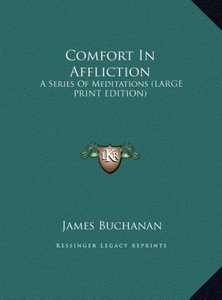 Comfort In Affliction