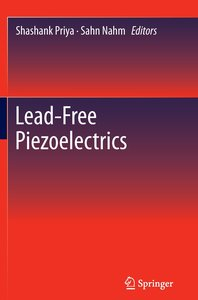 Lead-Free Piezoelectrics
