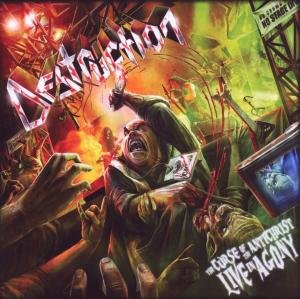 The Curse Of The Antichrist-Live In Agony